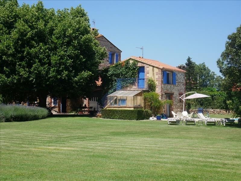 Vente de prestige maison / villa Perpignan 840000€ - Photo 2