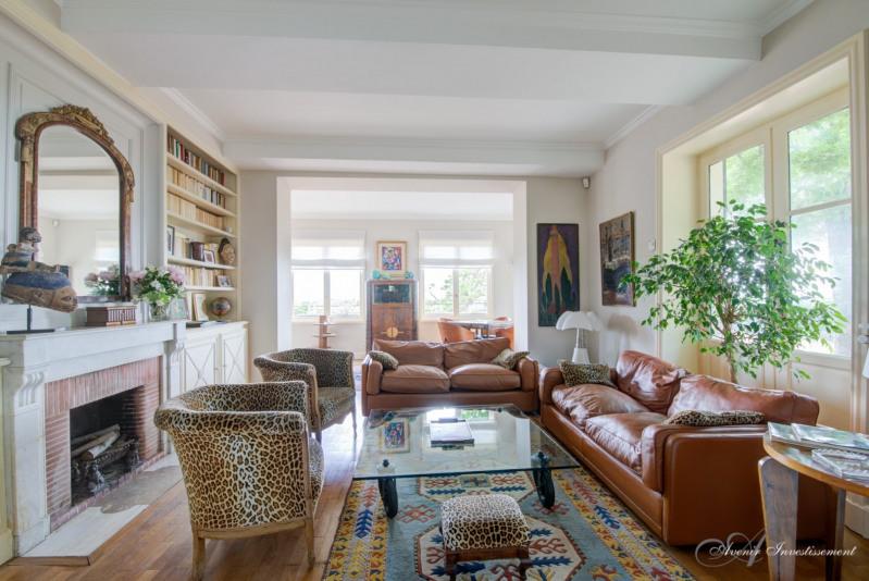 Deluxe sale house / villa Caluire et cuire 1880000€ - Picture 2