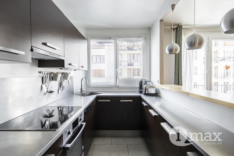 Vente appartement Courbevoie 665000€ - Photo 2