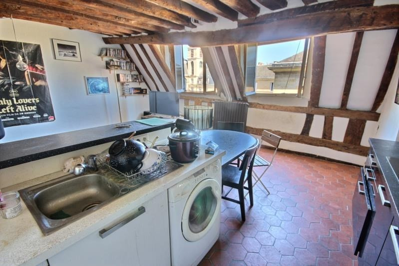 Sale apartment Paris 3ème 549000€ - Picture 5