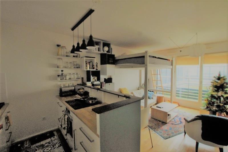 Sale apartment Paris 20ème 284000€ - Picture 2