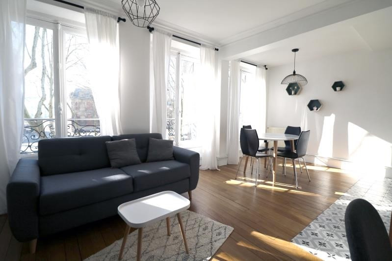 Vente appartement Versailles 462 000€ - Photo 2