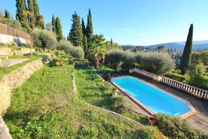 Vente maison / villa Peymeinade 530000€ - Photo 3