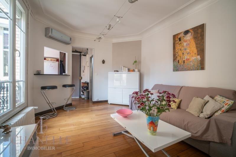 Vente appartement Paris 19ème 367000€ - Photo 1