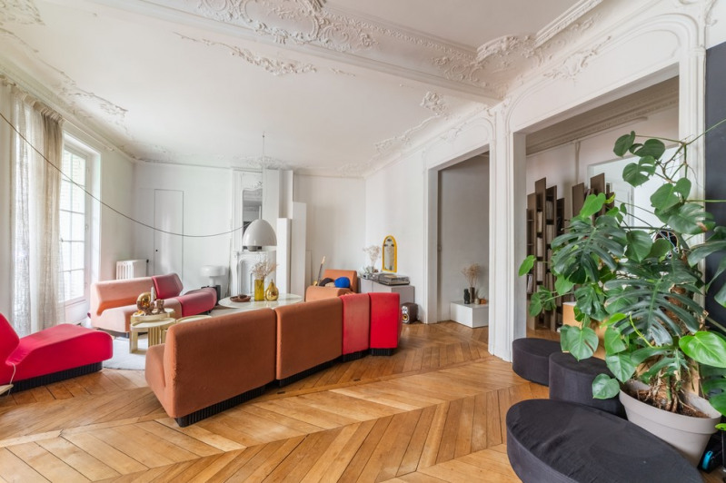 Vente de prestige appartement Paris 18ème 1 250 000€ - Photo 3