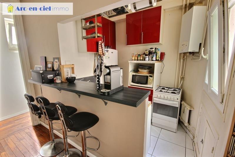 Sale apartment Paris 20ème 299000€ - Picture 4