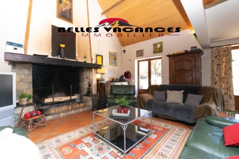 Deluxe sale house / villa Bourisp 519 750€ - Picture 3