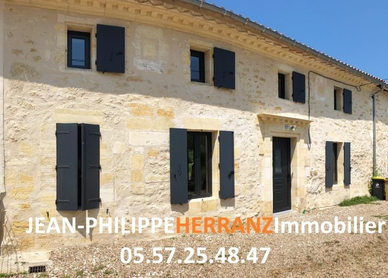 Vente maison / villa Libourne 268 000€ - Photo 1