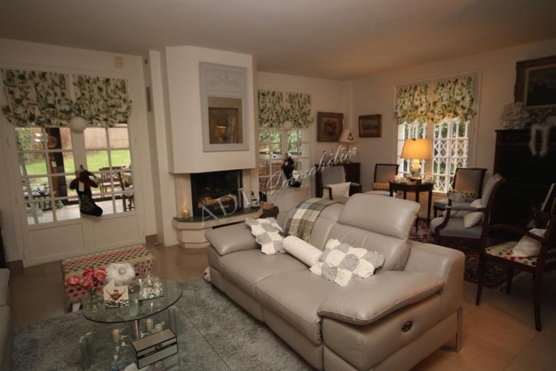Sale house / villa Luzarches 530000€ - Picture 3