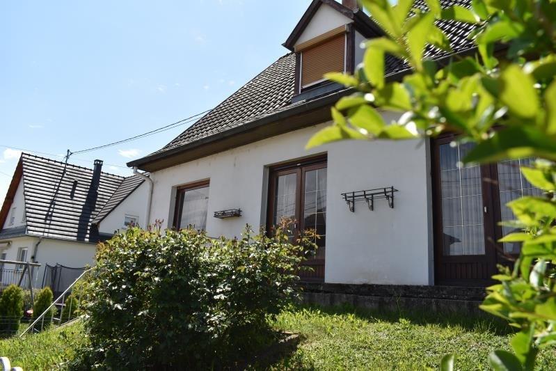 Sale house / villa Uberach 212000€ - Picture 1