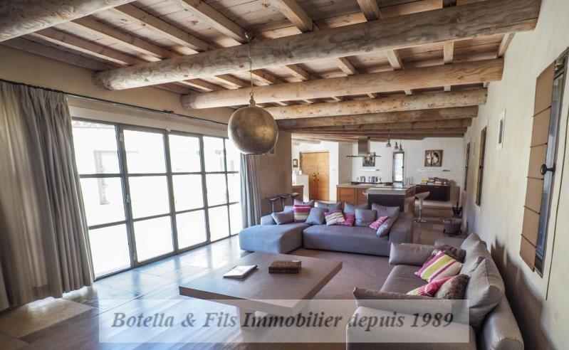 Verkoop van prestige  huis Uzes 729000€ - Foto 6
