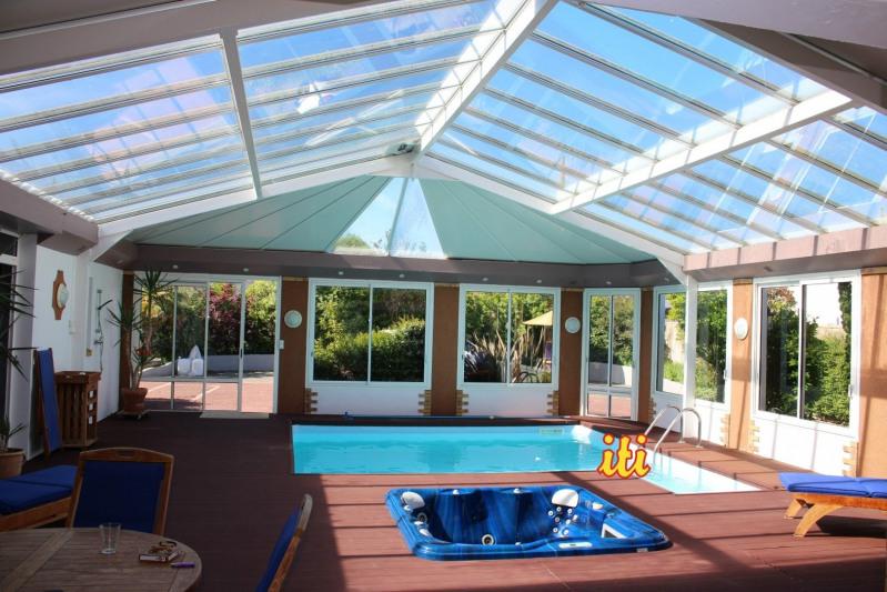 Sale house / villa Chateau d olonne 402000€ - Picture 2