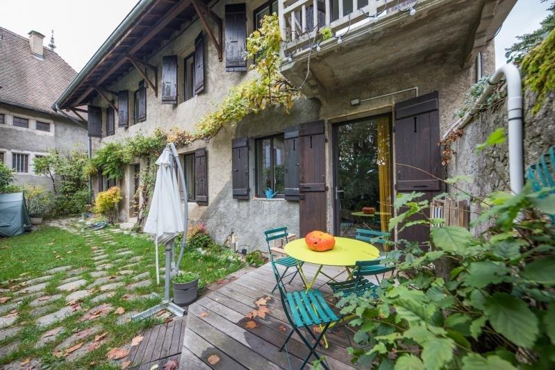Vente de prestige appartement Annecy le vieux 868000€ - Photo 3