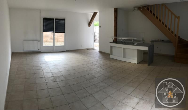 Rental house / villa Tracy le mont 650€ CC - Picture 2