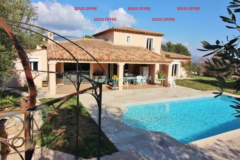 Vente de prestige maison / villa Peymeinade 700000€ - Photo 1
