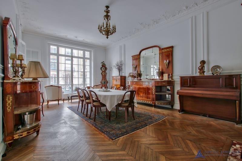 Deluxe sale apartment Paris 16ème 2500000€ - Picture 2