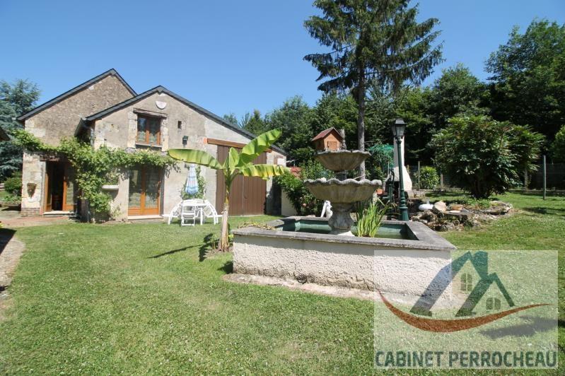 Sale house / villa La chartre sur le loir 176000€ - Picture 3