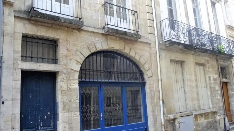 Vente appartement Bordeaux 145 000€ - Photo 1