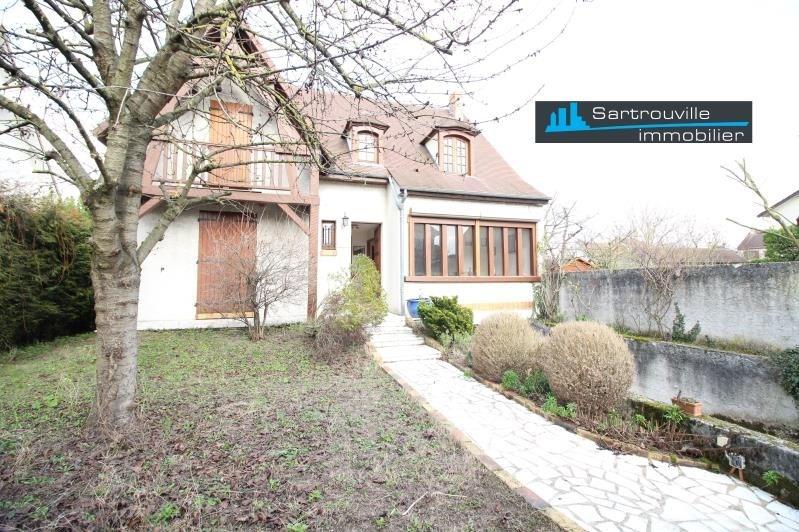 Sale house / villa Sartrouville 530000€ - Picture 1