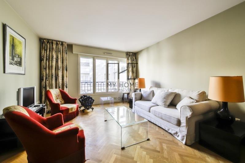 Vente appartement Paris 17ème 399000€ - Photo 2