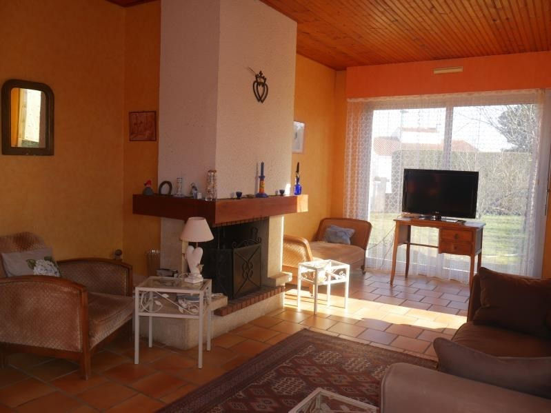 Vente maison / villa St vincent sur jard 197 600€ - Photo 4
