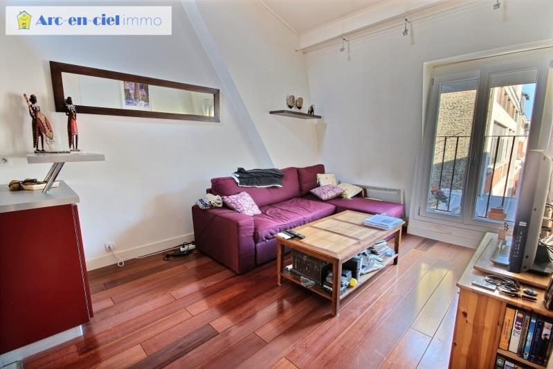 Vente appartement Paris 18ème 440000€ - Photo 5