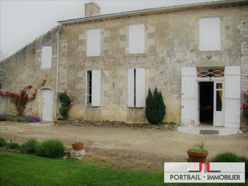Sale house / villa Blaye 128000€ - Picture 1