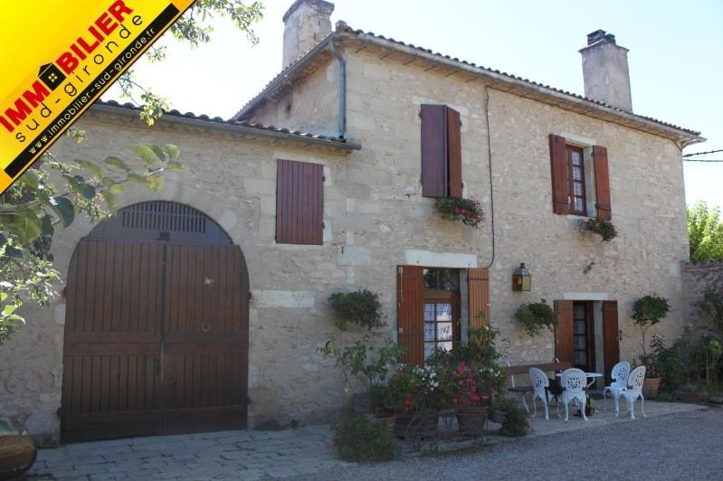 Sale house / villa Langon 316 900€ - Picture 1