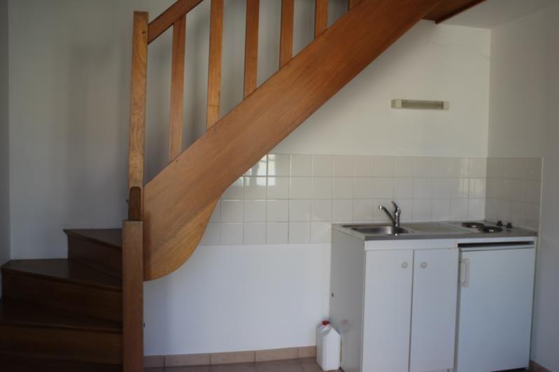Rental apartment Ennordres 182€ CC - Picture 1