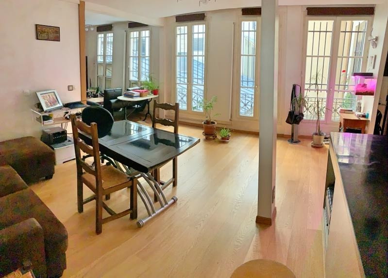 Sale apartment Paris 2ème 644 000€ - Picture 3