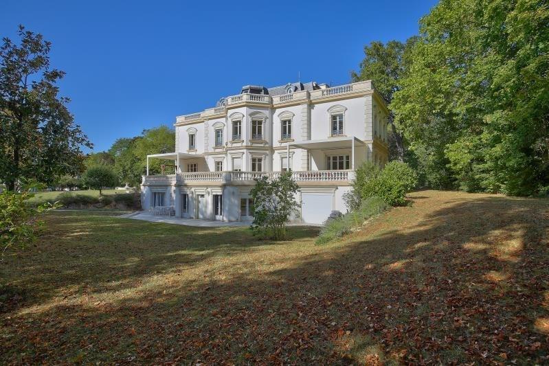 Deluxe sale house / villa Le vesinet 6780000€ - Picture 1