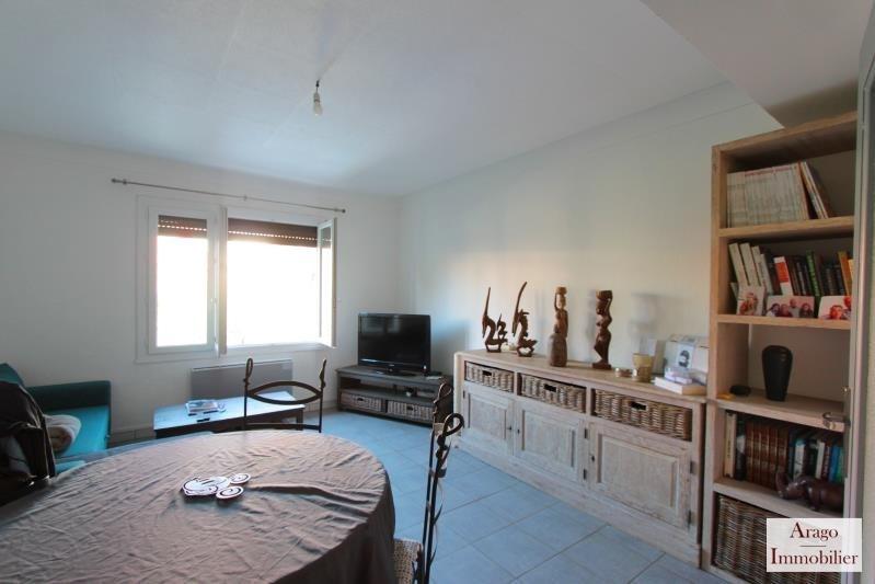 Rental apartment Rivesaltes 612€ CC - Picture 1