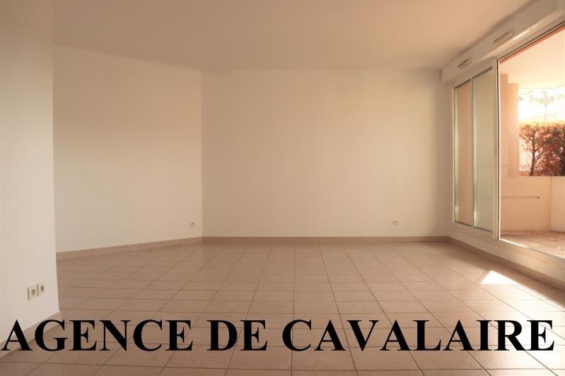 Vente appartement Cavalaire sur mer 315000€ - Photo 1