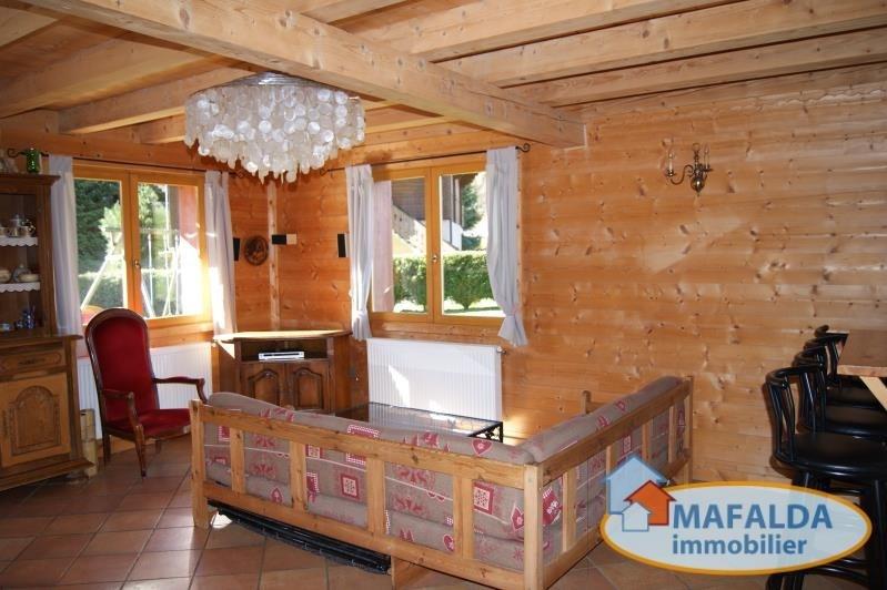Deluxe sale house / villa Saint gervais les bains 620000€ - Picture 4