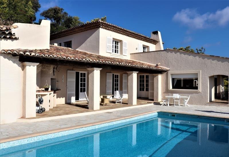 Vente de prestige maison / villa Cavalaire sur mer 1680000€ - Photo 2