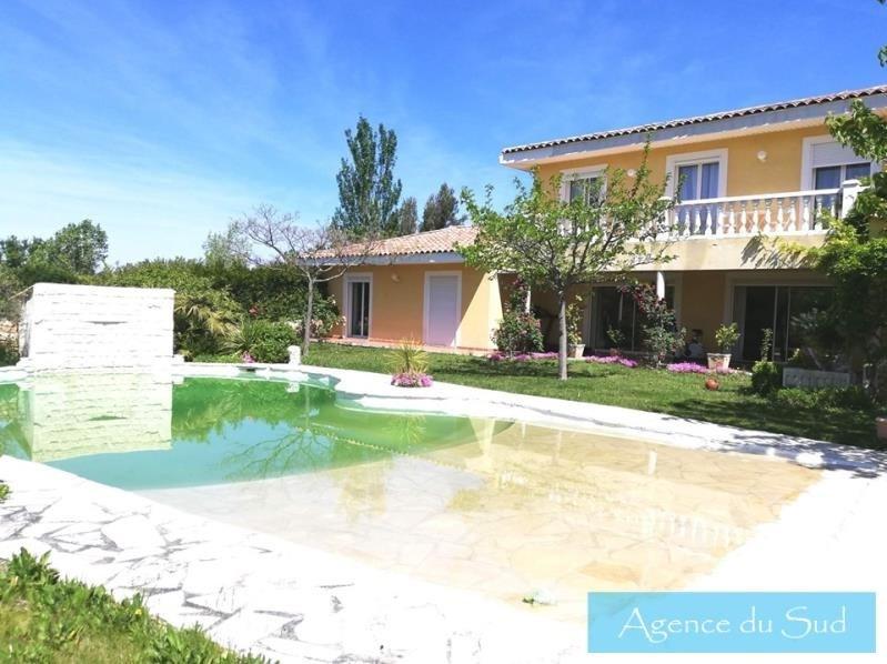 Vente de prestige maison / villa Trets 787500€ - Photo 2