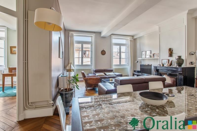 Vente de prestige appartement Lyon 2ème 798 000€ - Photo 5
