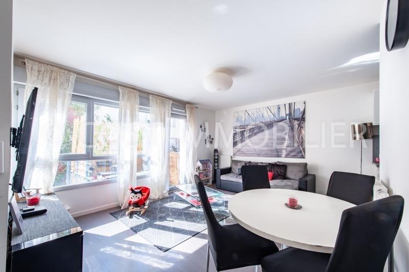 Verkoop  appartement Asnieres sur seine 332000€ - Foto 1