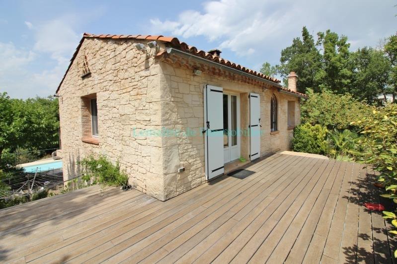 Vente maison / villa Saint cezaire sur siagne 395000€ - Photo 3
