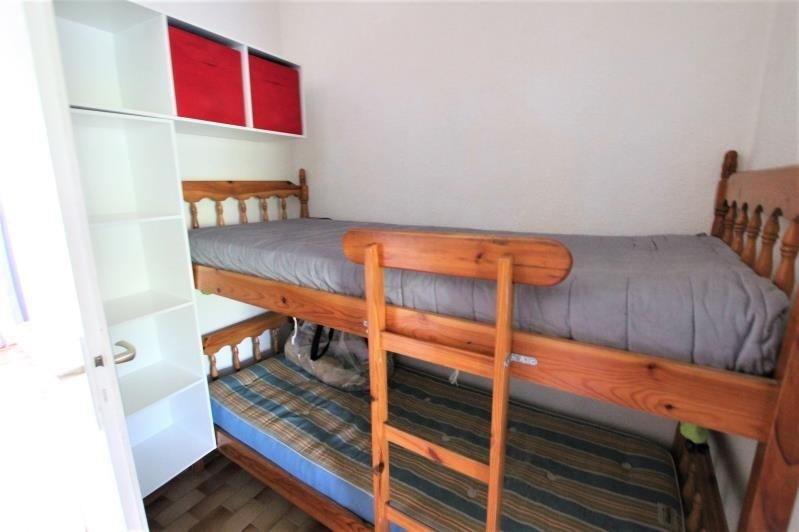 Sale apartment La grande motte 93500€ - Picture 4