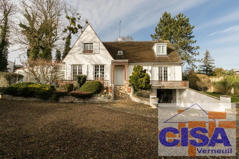 Sale house / villa Pont ste maxence 399000€ - Picture 1