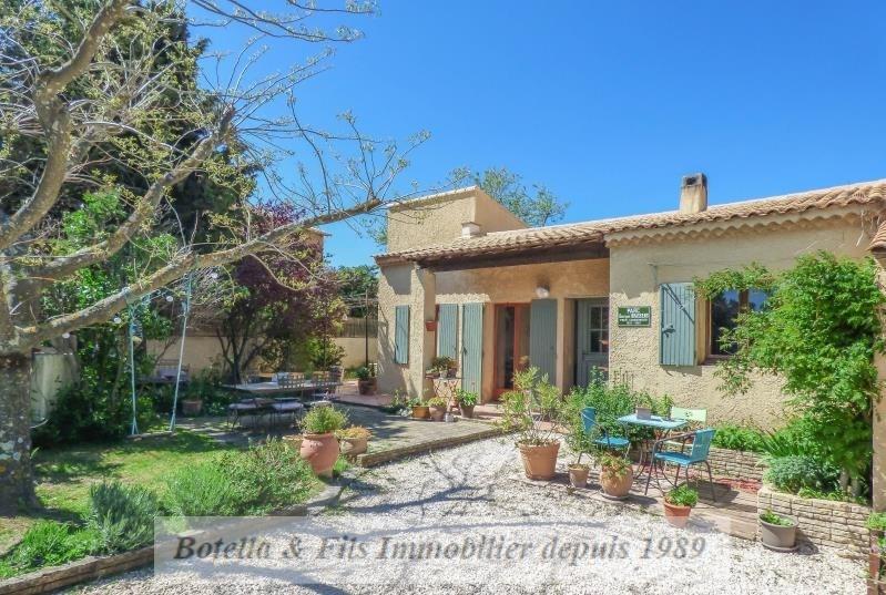 Vente maison / villa Rochefort du gard 266000€ - Photo 1