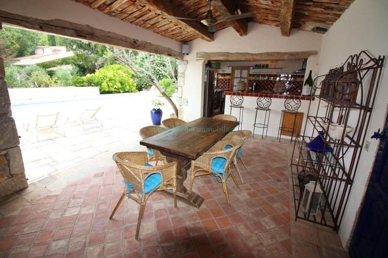 Vente de prestige maison / villa Le tignet 698000€ - Photo 6