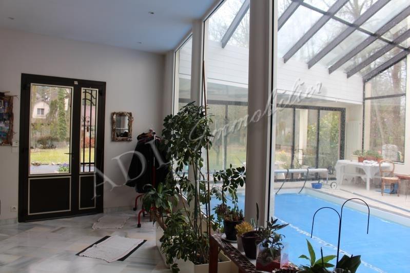 Deluxe sale house / villa Gouvieux 748000€ - Picture 2