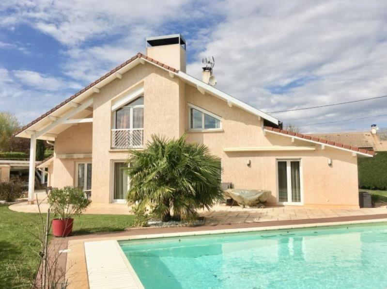 Vente maison / villa St marcel bel accueil 535000€ - Photo 1