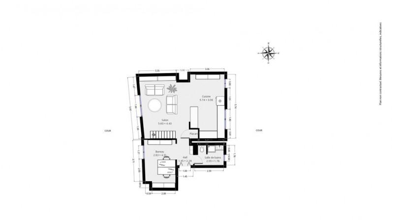 Vente appartement Saint-denis 600000€ - Photo 8