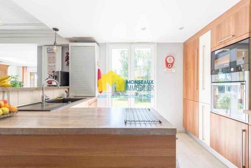 Sale house / villa Ballainvilliers 499000€ - Picture 3