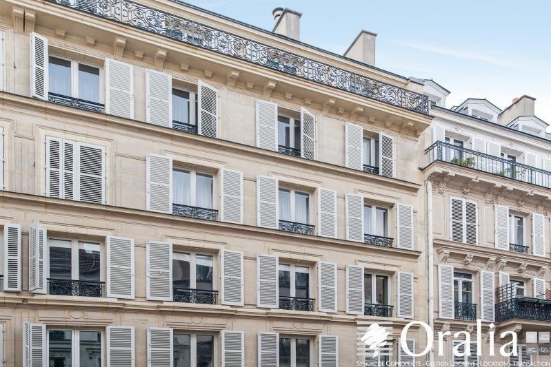Vente appartement Paris 17ème 370000€ - Photo 8