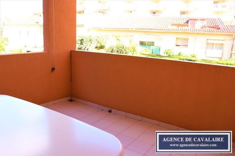 Sale apartment Cavalaire sur mer 149000€ - Picture 1