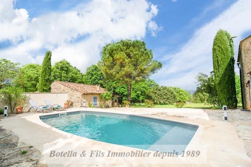 Deluxe sale house / villa Barjac 498000€ - Picture 5